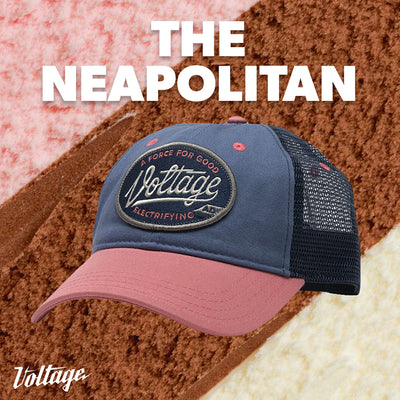 Ice Cream Trucker – The Neopolitan