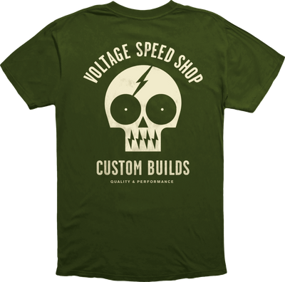 Custom Builds - Green