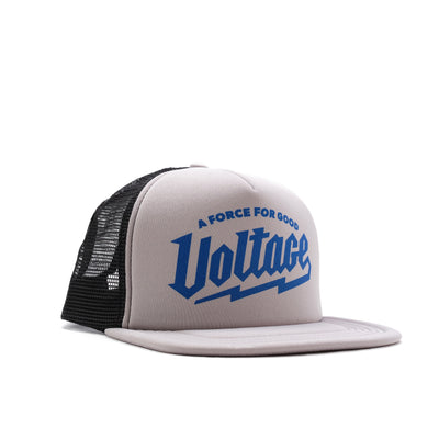 Foam Trucker Hat - Grey/Blue