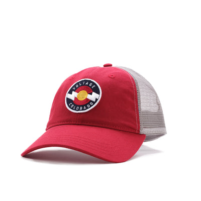 FRONT RANGE HAT - Red