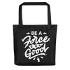 Force for Good Tote (Black)