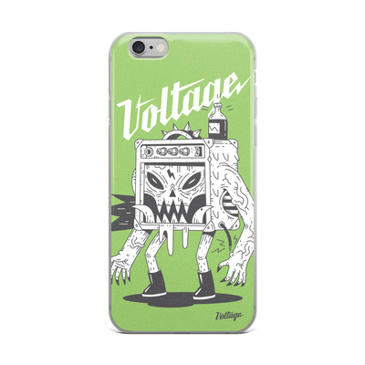 iPhone Case Monster Amp