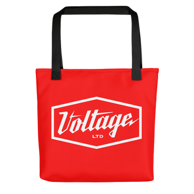 Voltage Classic Tote (Red)