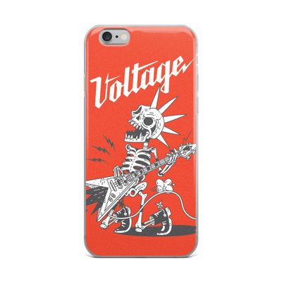 iPhone Case Monster Guitar