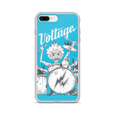 iPhone Case Monster Drummer