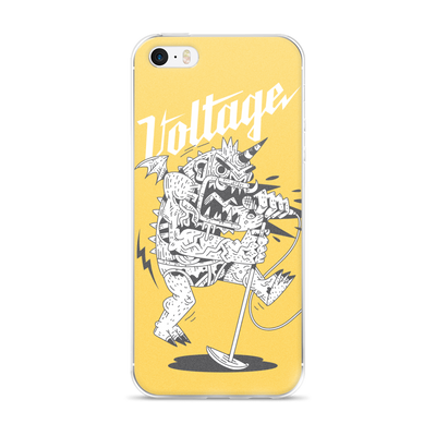 iPhone Case Monster Lead Singer