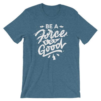 Fun Force For Good Tee (White)