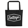 Voltage Classic Tote (Black)