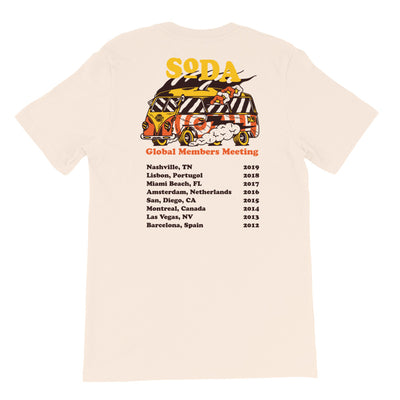 SODA GMM Tour Shirt 2019