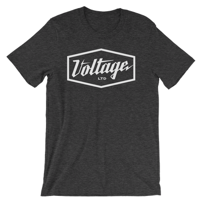 Voltage LTD Tee (White)