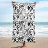 Boss Lady Beach Blanket