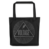 Voltage Illuminati Tote (Grey)