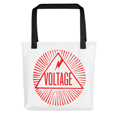 Voltage Illuminati Tote (Red)