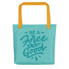 Force for Good Tote (Blue)