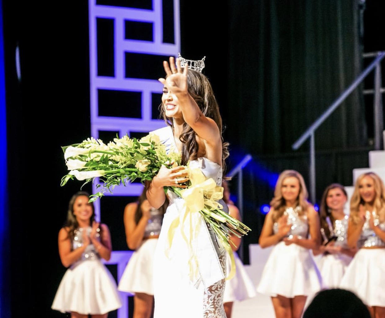 Real Women, Living Beautifully: Miss Texas Madison Fuller