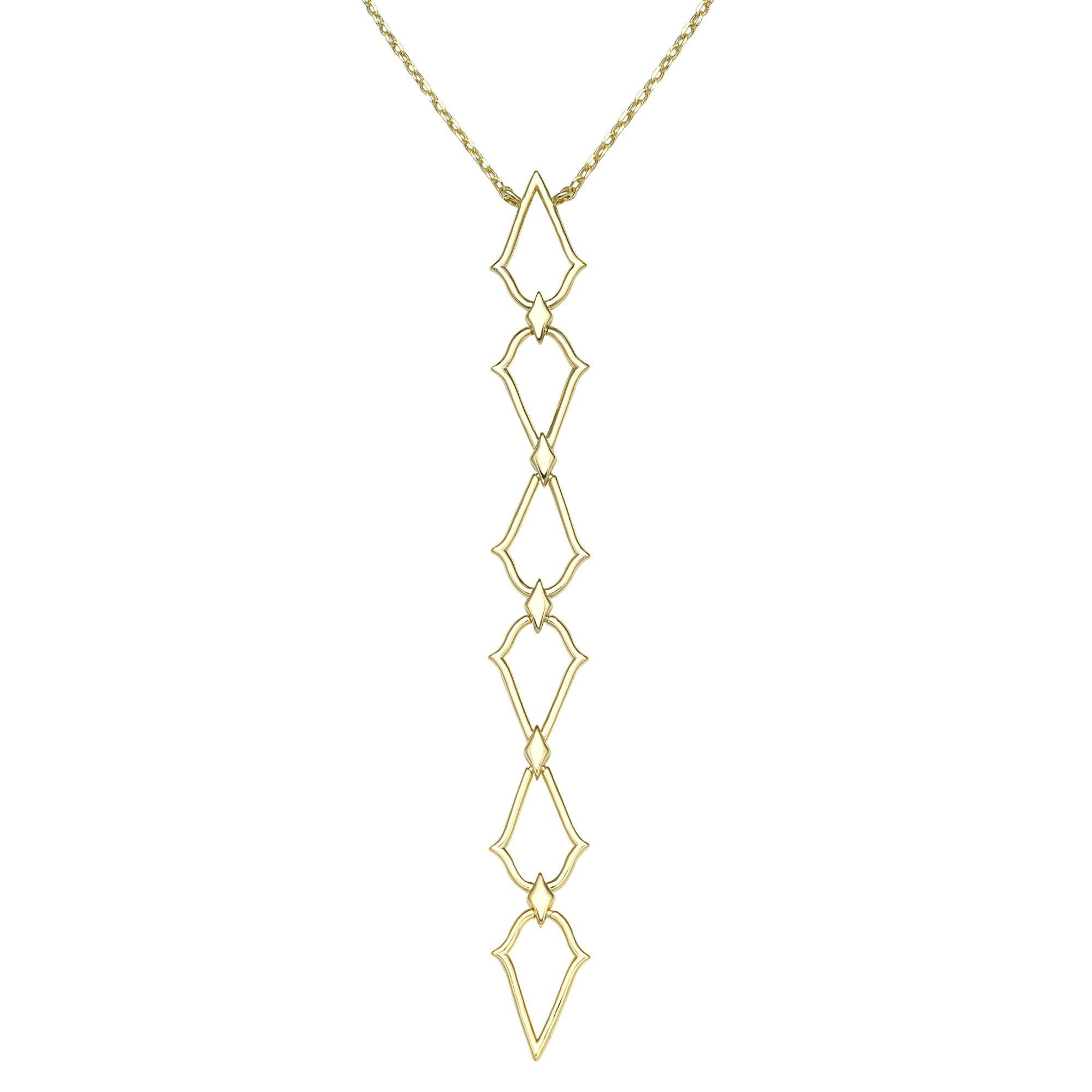 Southern Charm Lariat Necklace