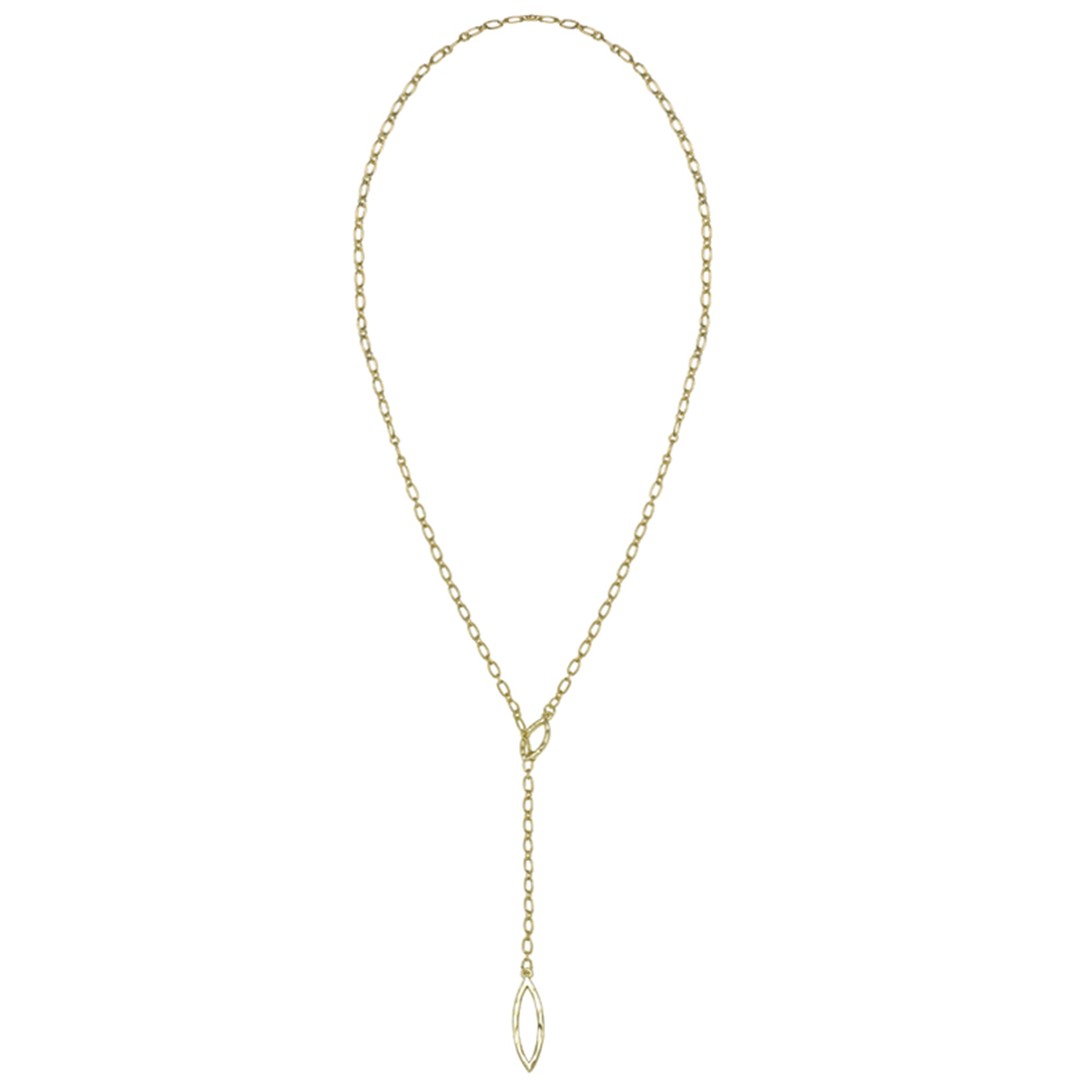 So Lovely Lariat Necklace