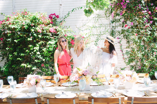 #HQxHYG Brunch // Poppy Richards Events x Le Pain Quotidien