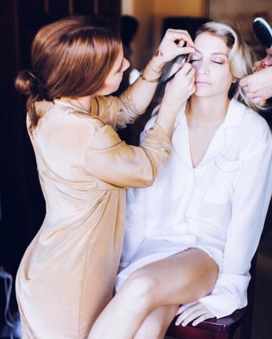 Sherry and Nick Marrell