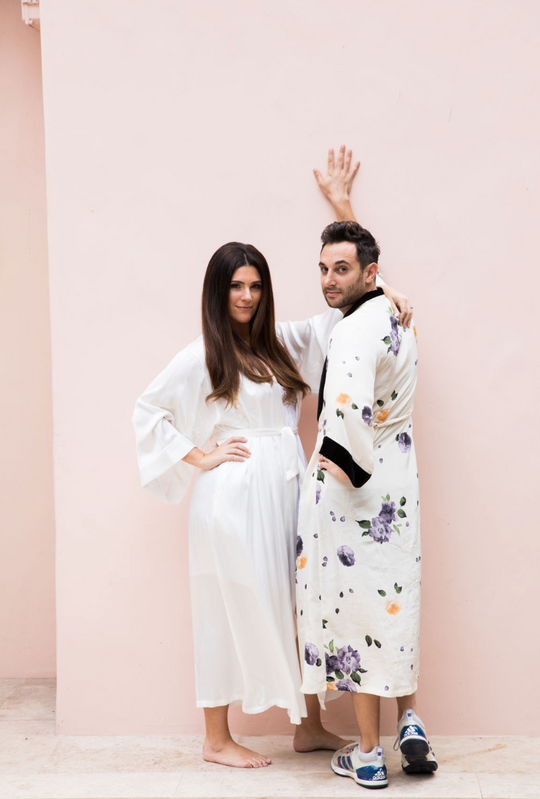Alissa and Steve