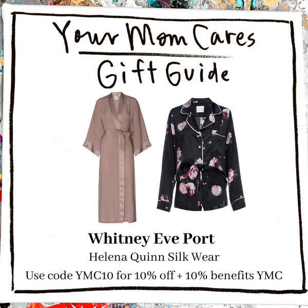Your Mom Cares . Gift Guide // Helena Quinn