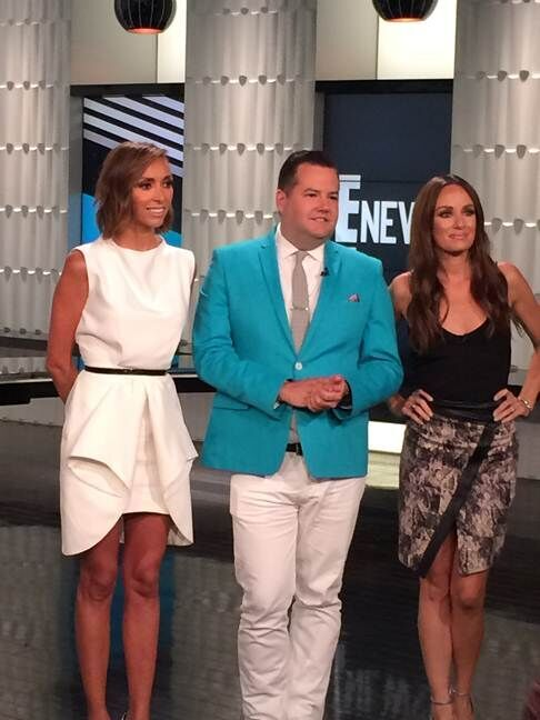 Catt Sadler, E! News