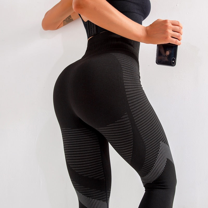Yoga Pants Hollow Sport Wear - Legging Lovers