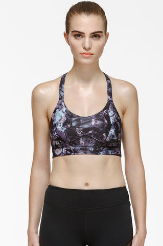 Mitchell Bra Light Impact- Heathered