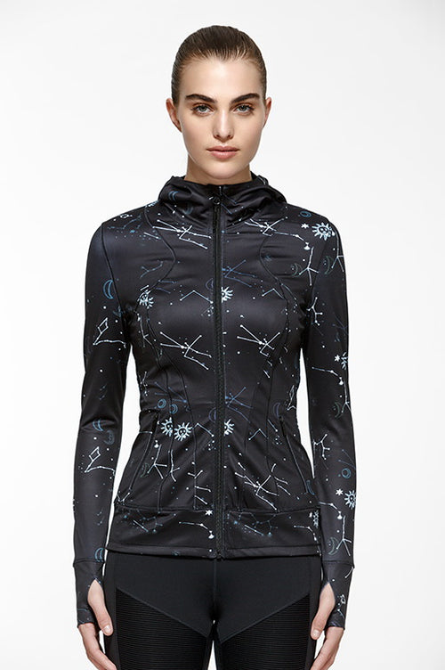 Constance Graphic Jacket