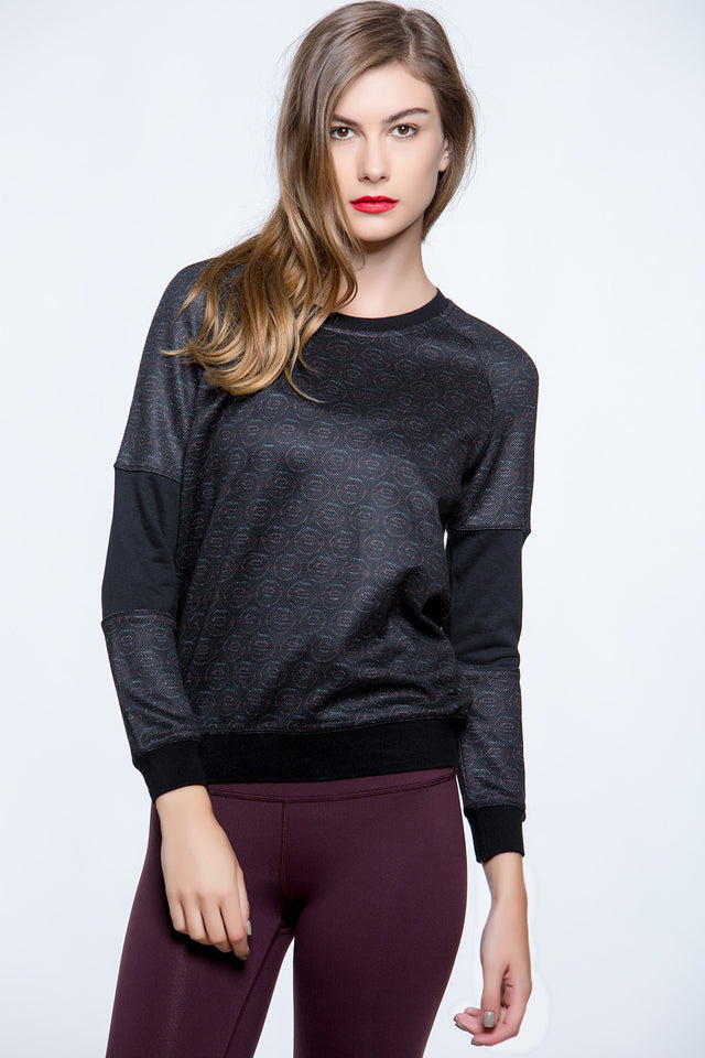 Vogel Sweatshirt - FINAL SALE, Tops, Titika