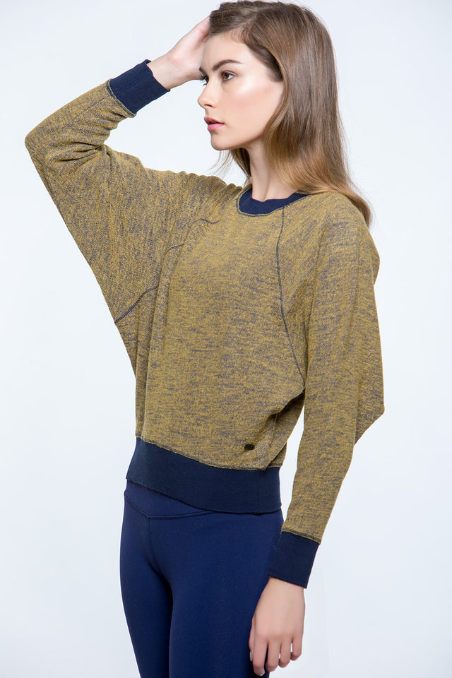 Oxford Sweater - FINAL SALE, Tops, Titika