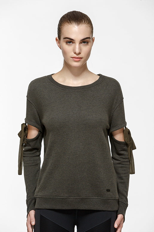 Maria Cut Out Top, Sweatshirts, TITIKA GO-TO