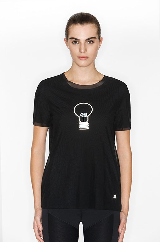 Shine Bright Short Sleeve Tee, Short Sleeve Tops, TITIKA GO-TO