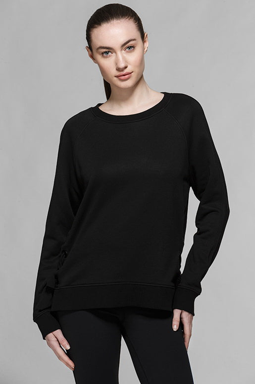 Haven Sweatshirt, Sweatshirts, TITIKA BLACK