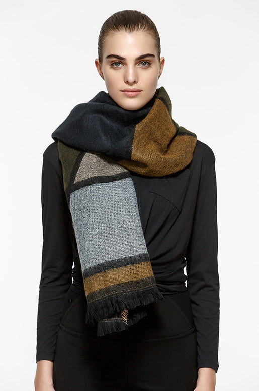 Harper Blanket Scarf, Accessories, TITIKA GO-TO
