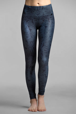 Lucky Graphic Legging - Moon Queen