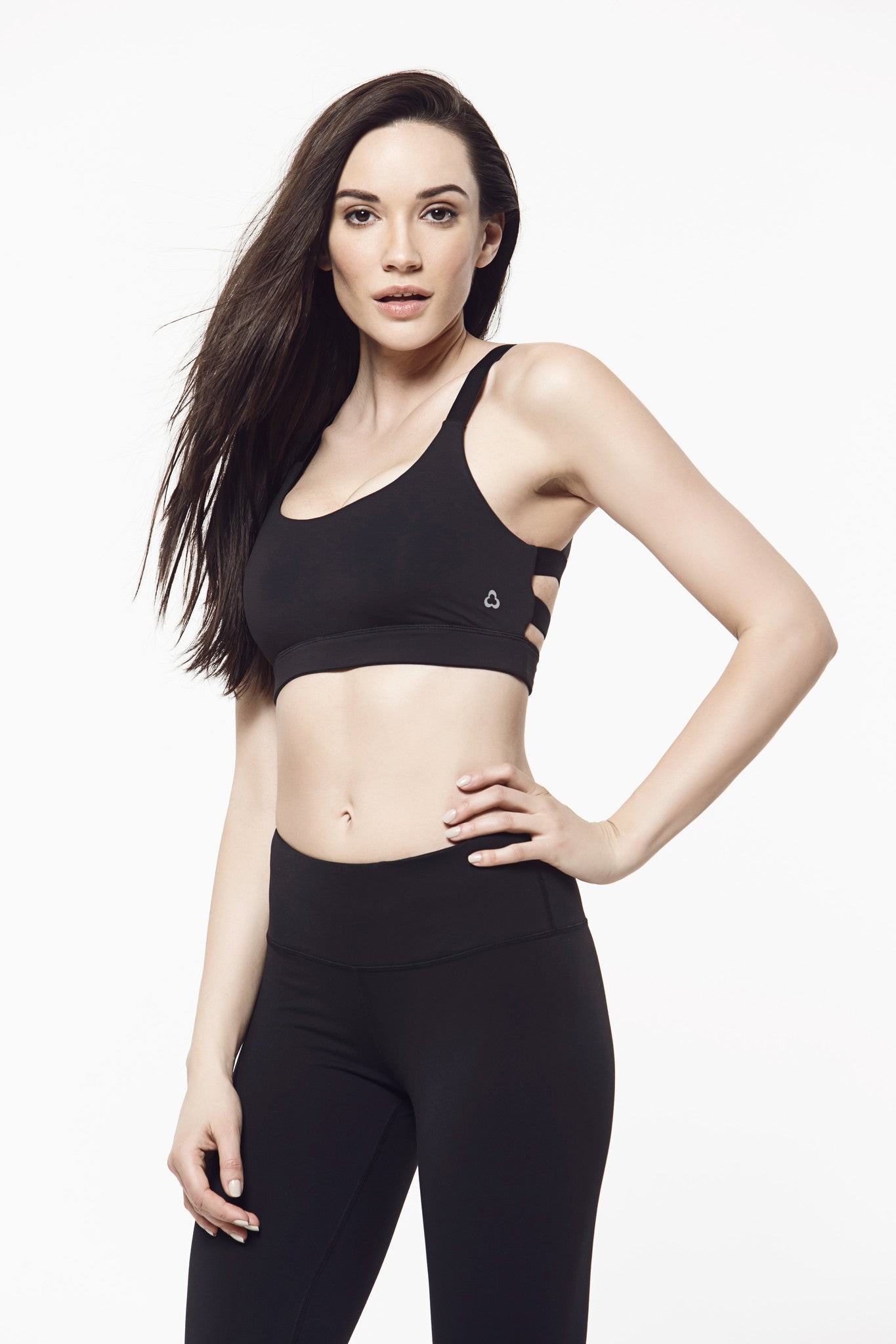 Row Medium Impact Sports Bra