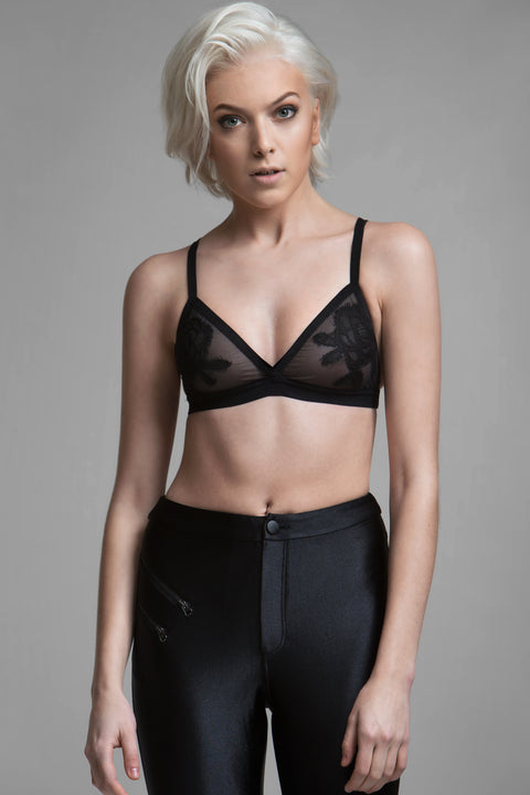 Sheer Bralette, Bras, TITIKA GO-TO