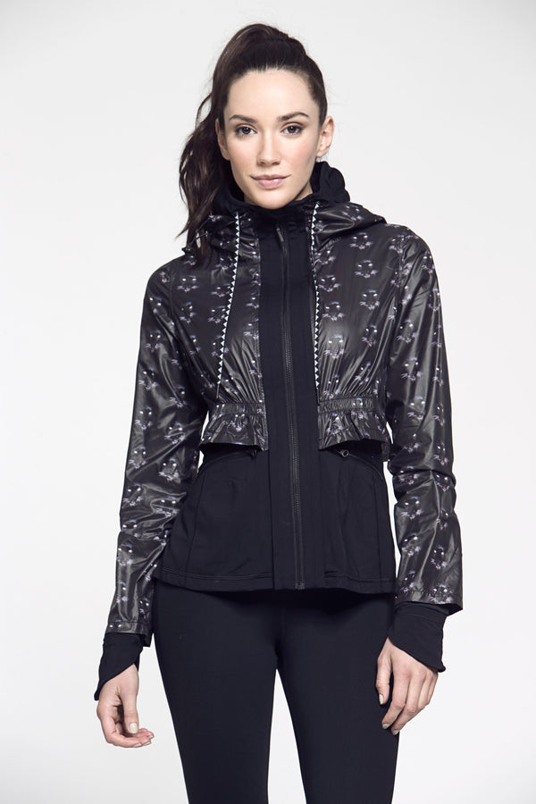 Marathon Jacket - Black Panther - FINAL SALE, Jackets, Titika