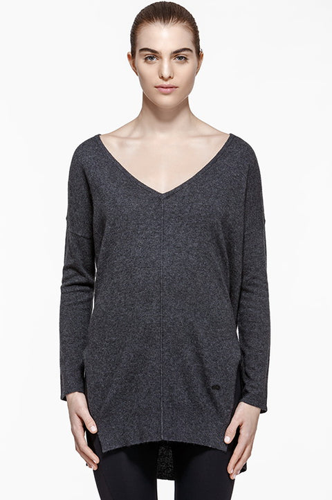 Deep V Sweater, Sweaters, TITIKA GO-TO
