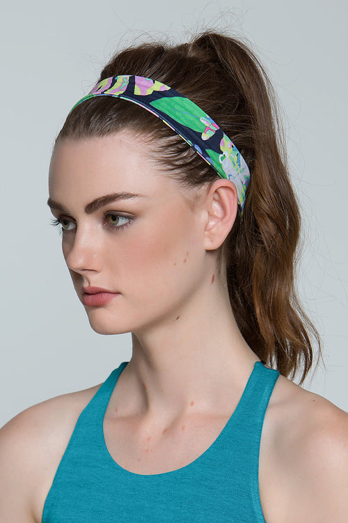 Headband with Grip