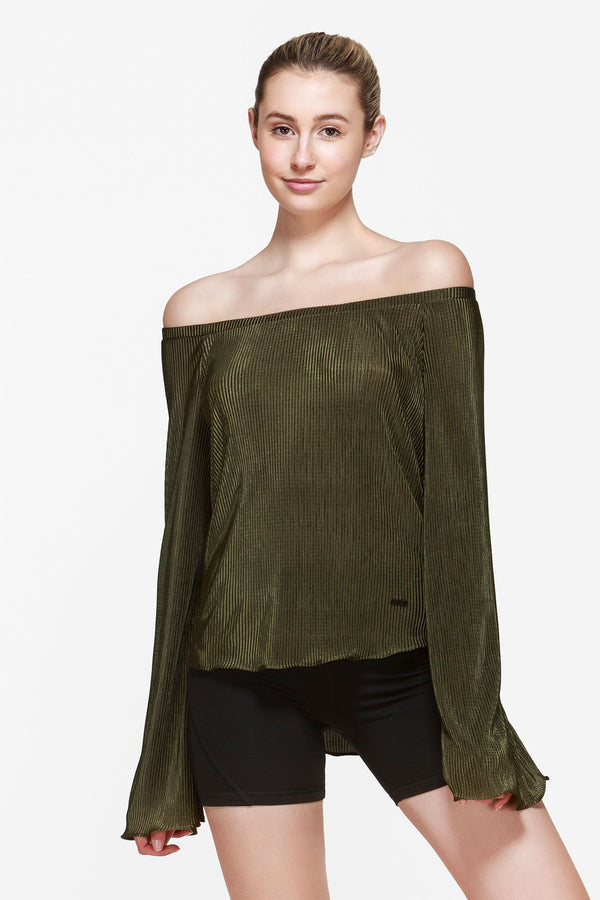 Dixon Long Sleeve Top