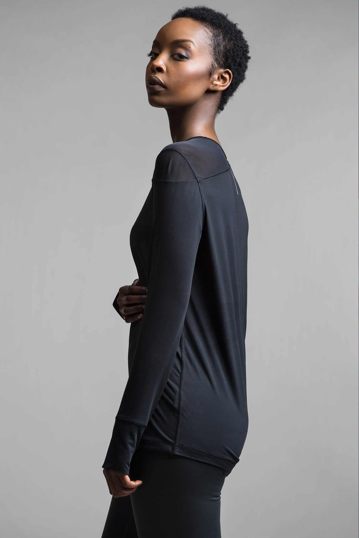 Alma Quickwick Long Sleeve Top