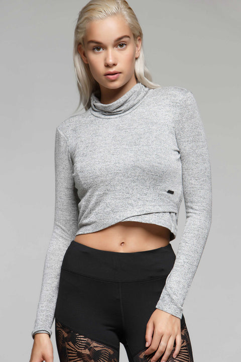 Ashleen Crop Top, Long Sleeve Tops, TITIKA GO-TO