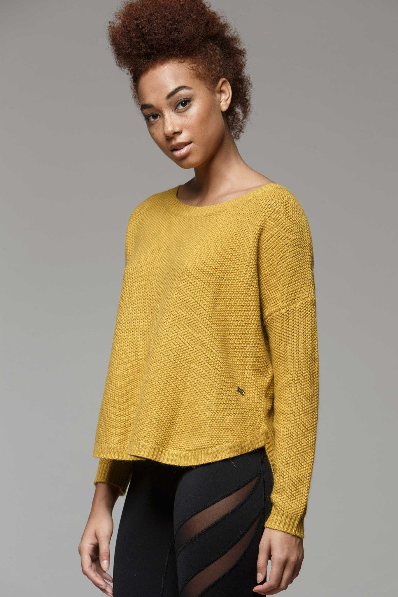 Cameron Cut-Out Sweater