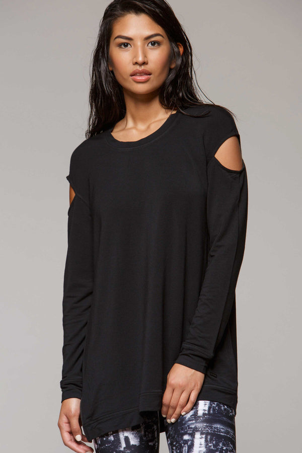 Catia Cut-Out Long Sleeve Top, Long Sleeve Tops, Titika