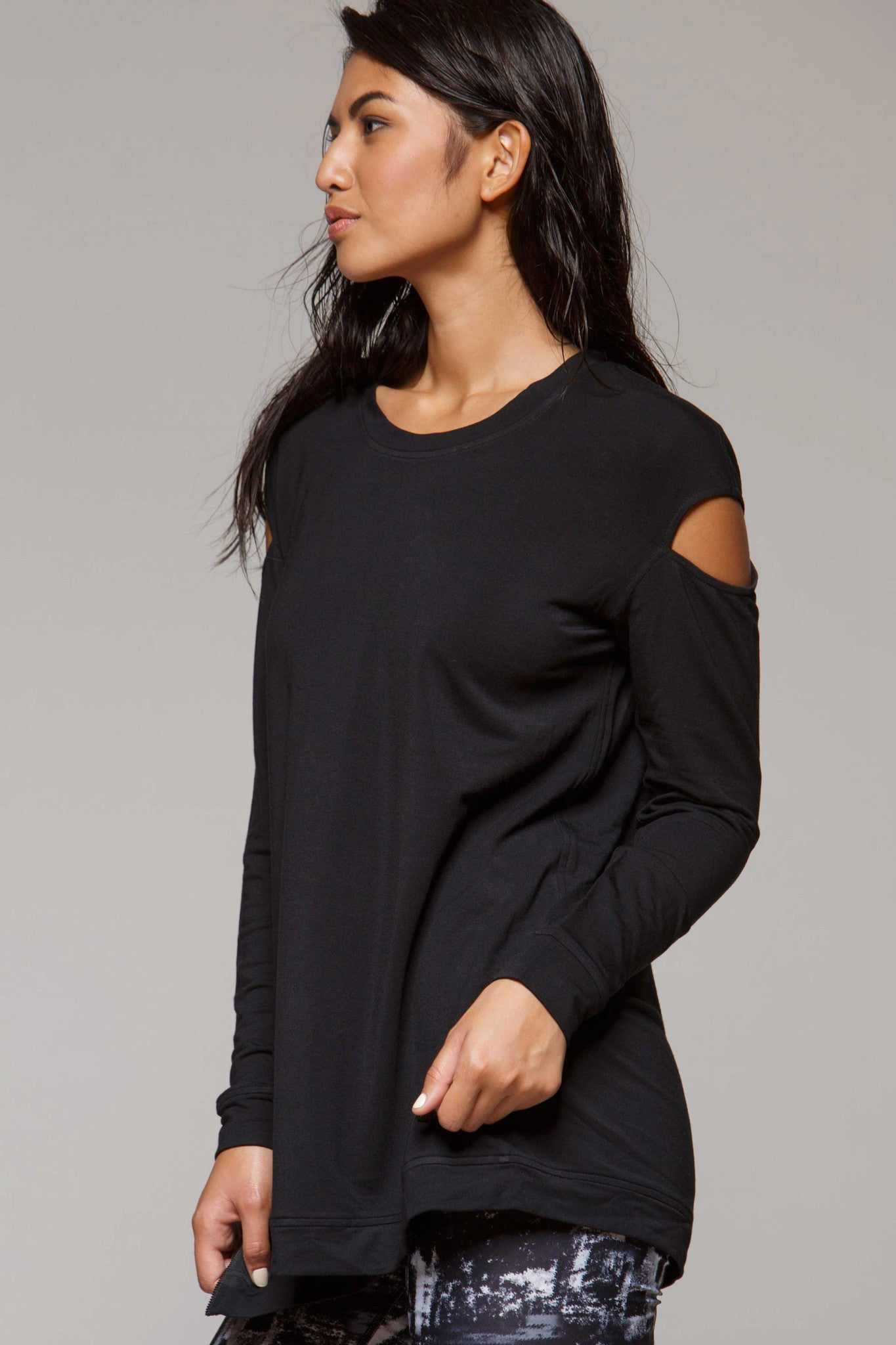 Catia Cut-Out Sweater