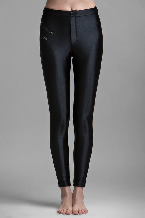 Diana Shine Leggings, Leggings, TITIKA BLACK