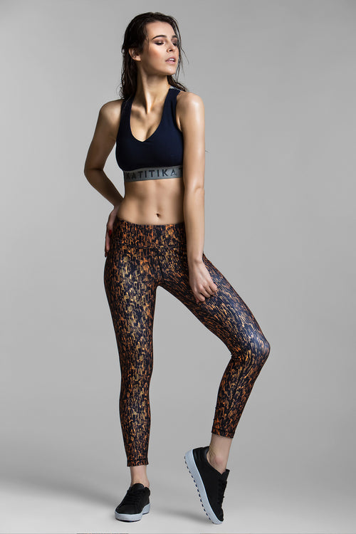 Lucky Digs Graphic Rain Legging