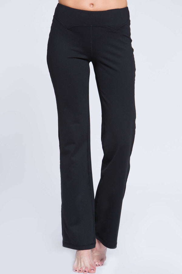Donna Boot-Cut Yoga Pant, Pants, TITIKA ACTIVE